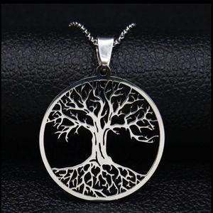 Tree of Life Enamel Stainles…